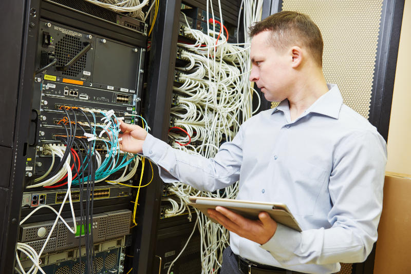 Network Engineer Adminstrator at Data Center